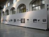 pohled do instalace, Ztišeno, Wannieck Gallery, Brno, 2011